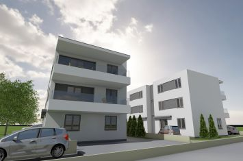 BRAND NEW APARTMENT 250 M FROM THE BEACH!