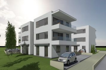 BRAND NEW APARTMENT WITH GARDEN, 250 M FROM THE BEACH!