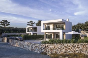 BUILDING LAND WITH PANORAMIC SEA VIEW!