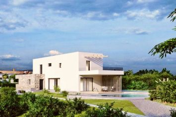 ATTRACTIVE BUILDING LAND SURROUNDED BY OLIVE GROVES, ON THE EDGE OF GREEN ZONE!