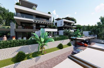 EXCLUSIVE APARTMENT WITH SWIMMING POOL AND GARDEN, IN PRESTIGIOUS LOCATION!