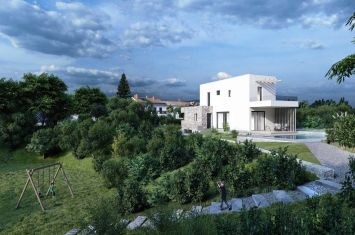 BRAND NEW VILLA WITH POOL, IN QUIET LOCATION!
