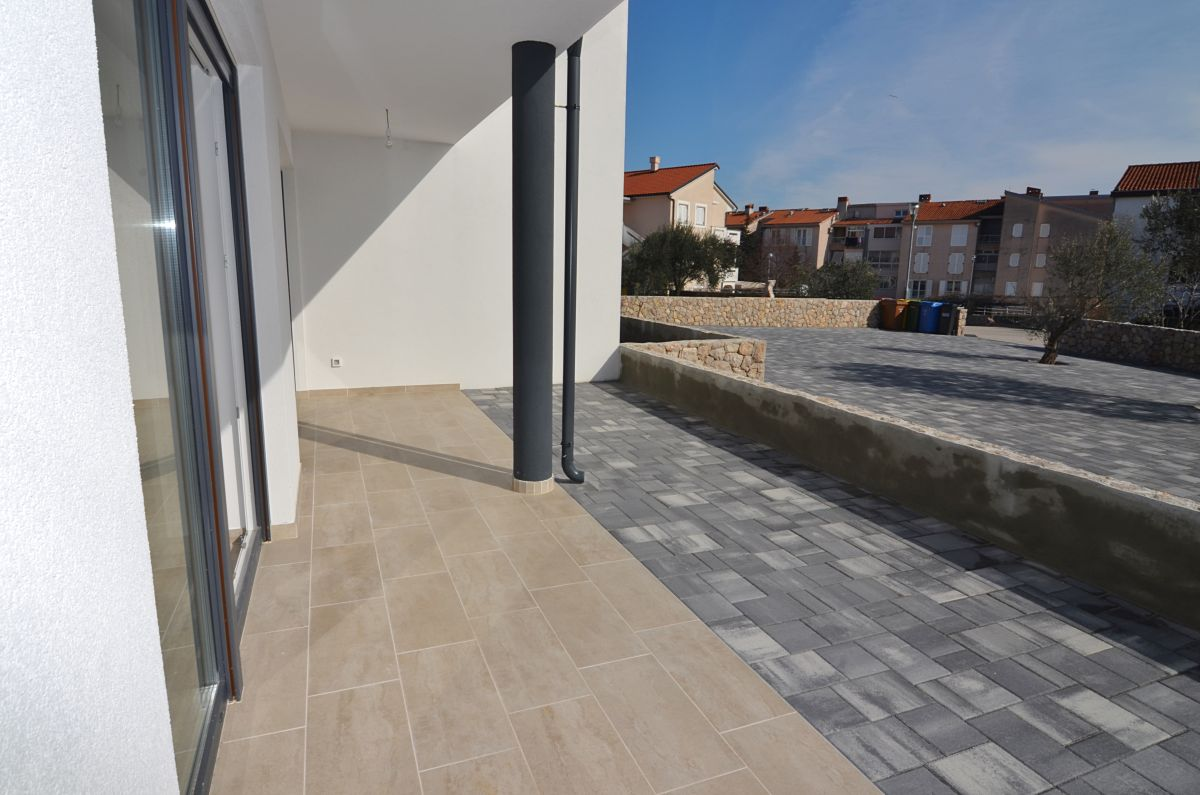 Apartments - City of Krk - MODERN DUPLEX APARTMENT WITH GARDEN IN QUIET LOCATION!