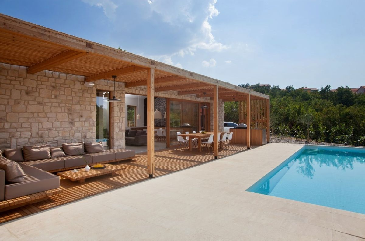 Házak - Uvala Soline - NEW ULTRA MODERN VILLA WITH POOL AND PANORAMIC SEA VIEW!