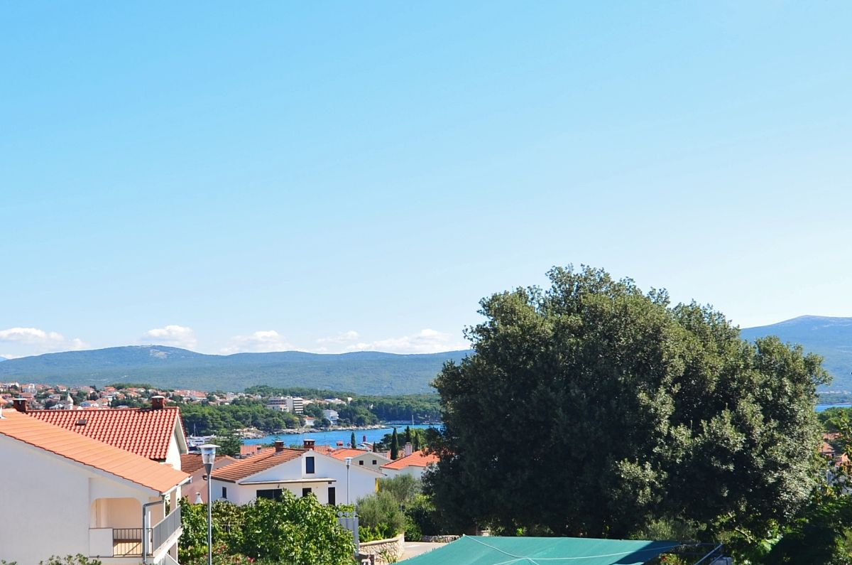 Appartements - Ville de Krk - FURNISHED APARTMENT WITH SEA VIEW!