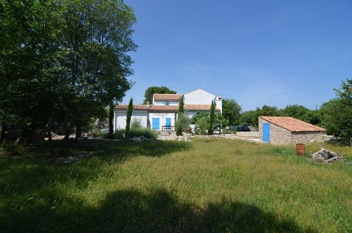 New stone houses - Malinska - NEW STONE HOUSE WITH POOL IN QUIET LOCATION!