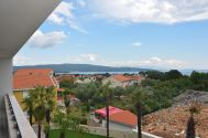 Апартаменты - Город Krk - EXCLUSIVE APARTMENT WITH SEA VIEW, 400 M FROM THE BEACH!