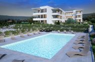 Appartements - Malinska - ULTRAMODERN LUXURIOUS APARTMENT WITH PANORAMIC SEA VIEW, IN THE FIRST ROW BY THE BEACH!