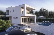 Maisons - Ville de Krk - NEW VILLA WITH POOL AND PANORAMIC SEA VIEW!