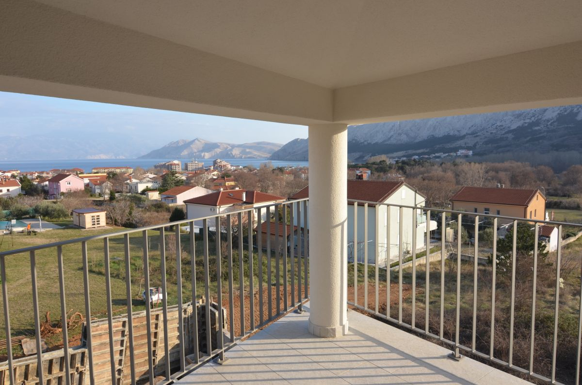 Апартаменты - Башка - PENTHOUSE WITH PANORAMIC SEA VIEW IN QUIET LOCATION!