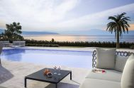 Apartmánok - Malinska - ULTRAMODERN LUXURIOUS APARTMENT WITH PANORAMIC SEA VIEW, IN THE FIRST ROW BY THE BEACH!