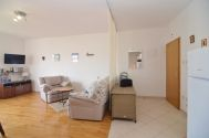 Apartmánok - Vrbnik - FURNISHED APARTMENT WITH PANORAMIC SEA VIEW, 100 M FROM THE BEACH!
