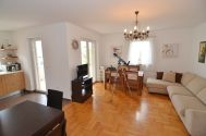 Apartmánok - Malinska - FURNISHED APARTMENT WITH SEA VIEW, 200 M FROM THE BEACH!
