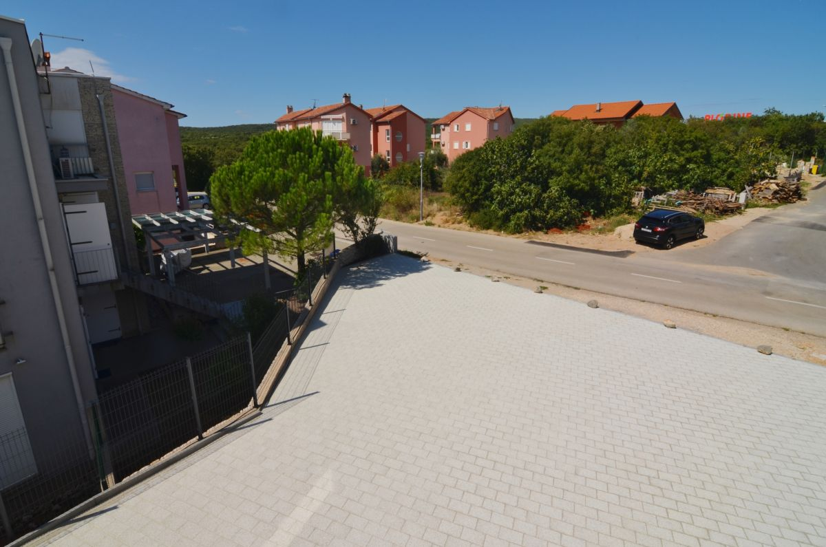 Апартаменты - Город Krk - BRAND NEW APARTMENT WITH GARDEN, IN QUIET LOCATION!