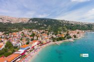 Apartmánok - Baška - FURNISHED APARTMENT IN ATTRACTIVE LOCATION, 150 M FROM THE BEACH!
