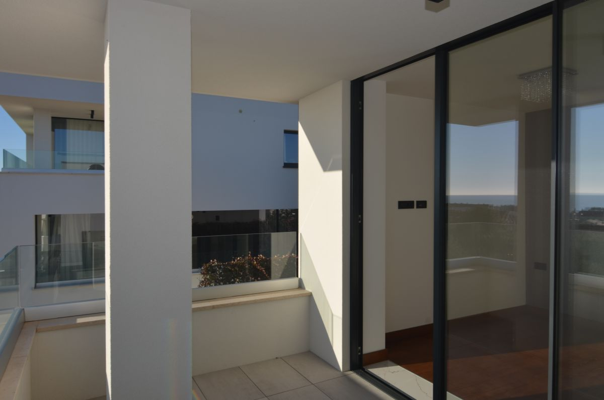 Apartments - City of Krk - EXCLUSIVE APARTMENT WITH SEA VIEW, 400 M FROM THE BEACH!