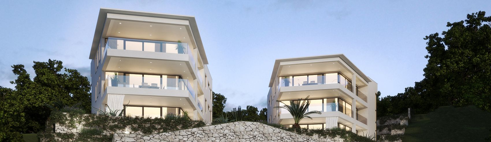 EXCLUSIVE APARTMENT WITH PANORAMIC SEA VIEW, IN THE FIRST ROW BY THE BEACH!